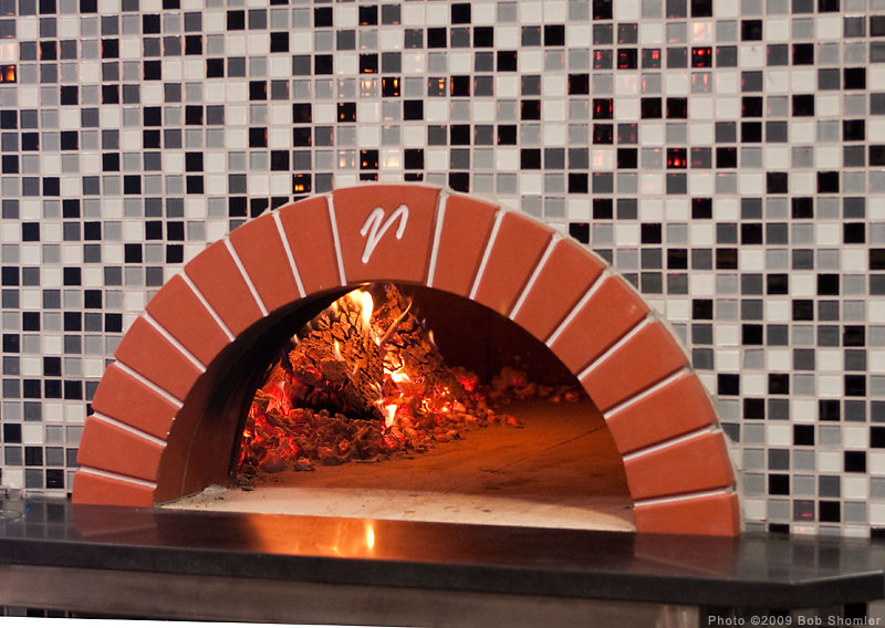 how to stop pizza base burning in pizza oven